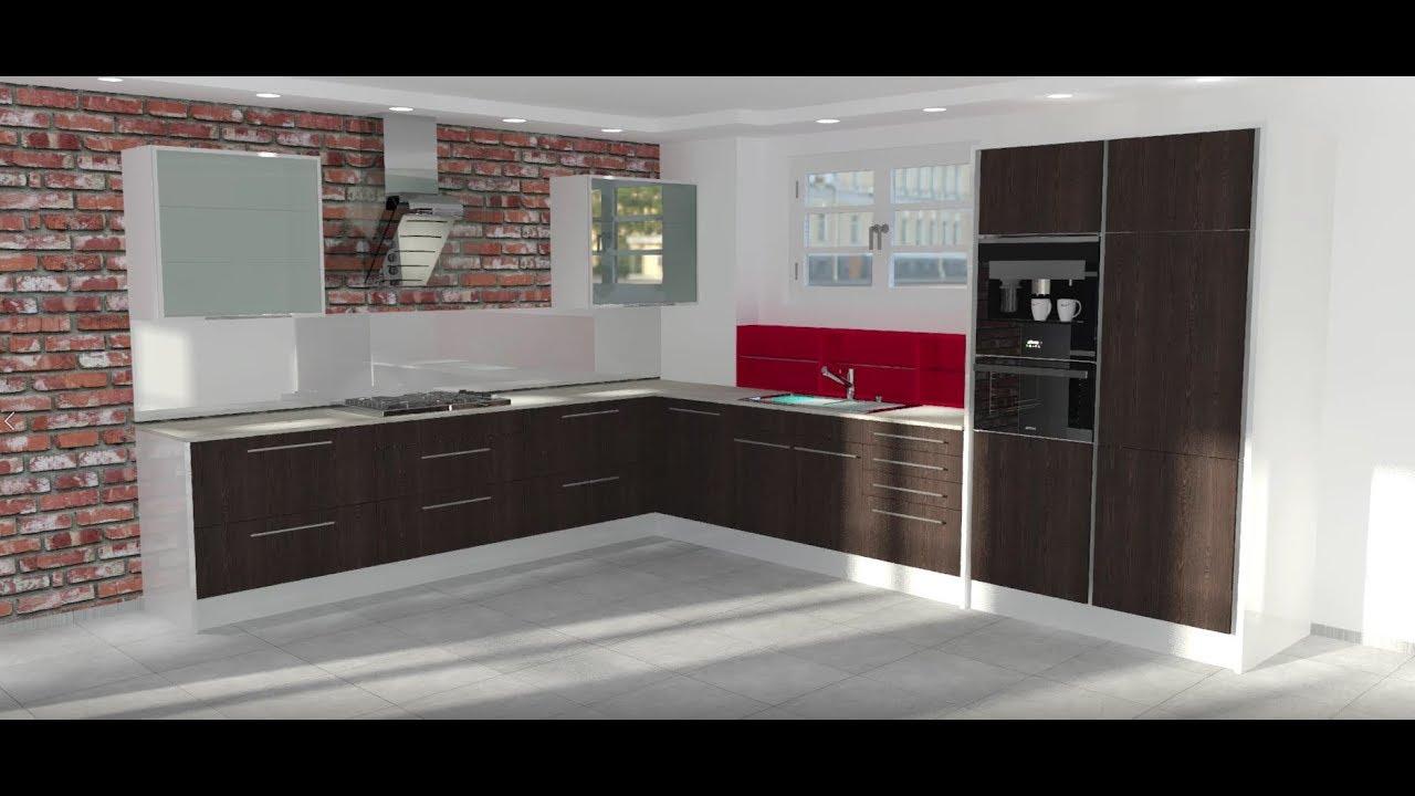 imos iX Plan for kitchen