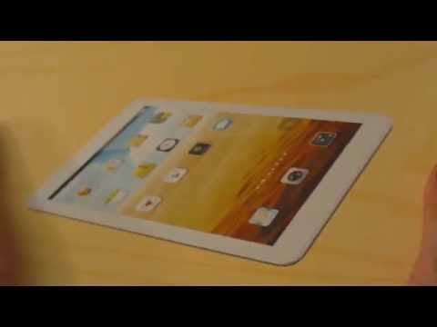 Counterfeit Samsung Galaxy Tab Scam - Unboxing Alps T950S - Part 1