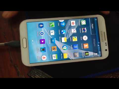 How to Fix Internet G to 3G /H+ for Samsung Galaxy Note 2 E250L with Odin Firmware easy