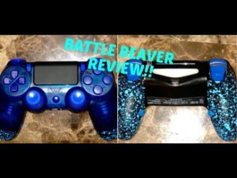 Battle Beaver Customs PS4 Controller Review