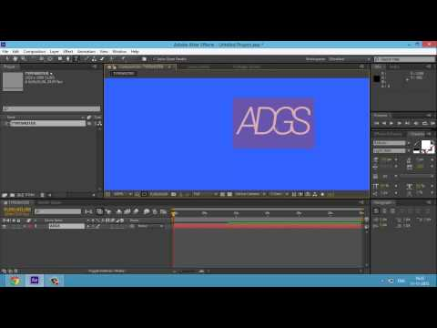 How To Get The Typing Effect In Adobe After Effects
