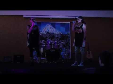 Alphabet Aerobics Rap With Drums - Waimauku School 2016