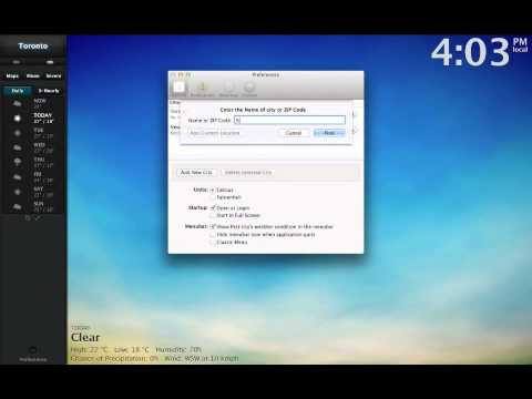 Clear Day App Review - Mac App Store [HD]