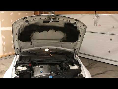 Replacing Cabin Filter 2006 BMW 325i