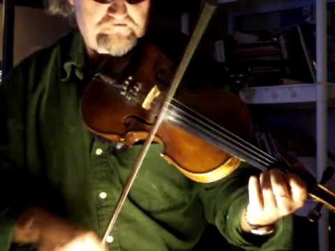Irish fiddle Jig and Reel