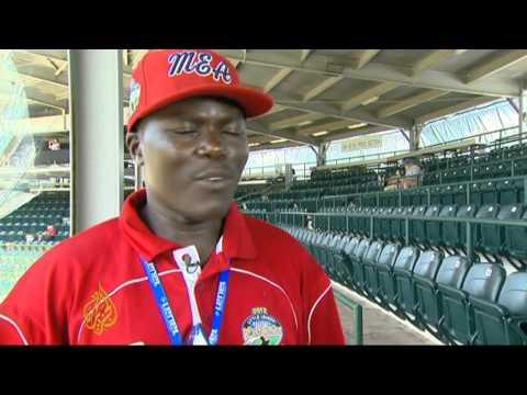 Ugandan baseball players make history