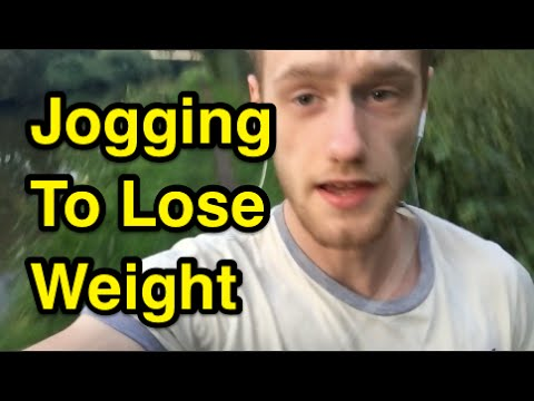 Jogging to Lose Weight