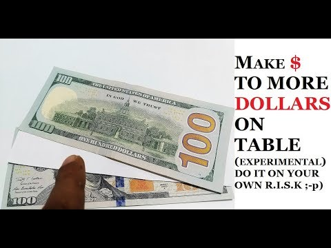 HOW TO MAKE MONEY AT HOME US DOLLAR TO $$