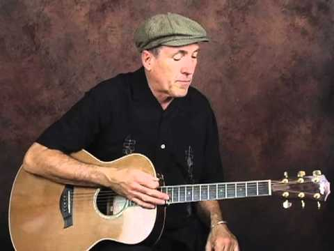 Free Beginner Country Guitar Rhythm Lesson with patterns chords strums bass notes