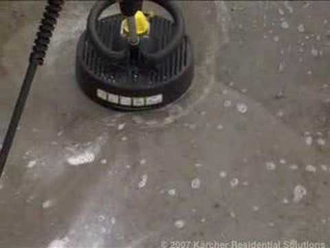 How To Clean a Driveway with a Gas Pressure Washer