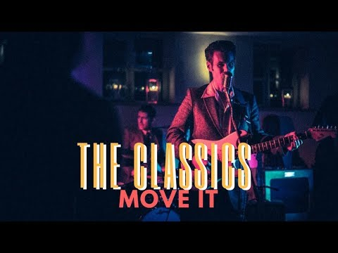 The Classics // Move It // Book Now at Warble Entertainment