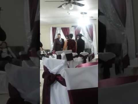 Mexican marriage