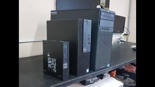 Dell Optiplex 3040 si DELL Optiplex 3050, BIOS setat pentru Windows