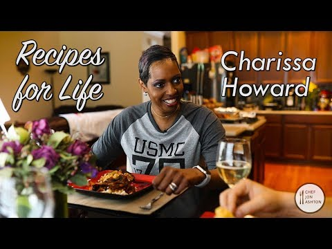 Eating Homemade Macaroni and cheese with Charissa Howard | basic recipes for life