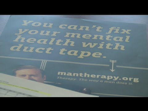 Trumbull Co. promotes 'Man Therapy' in effort to decrease suicide among males
