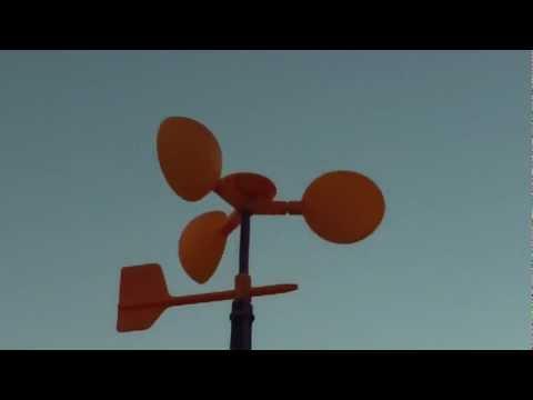 Windmeter van Oscar