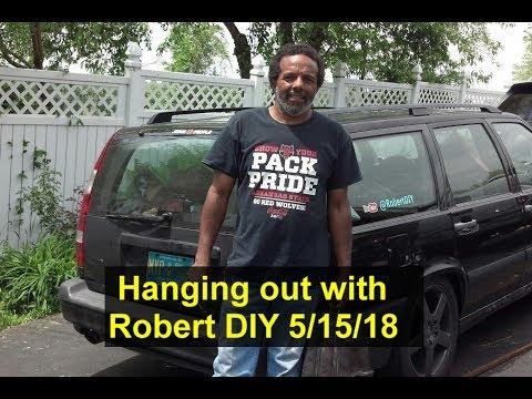 Cincinnati, Scanned Queen Bee, checked on Rod's timing belt job, parts in... - HOWR