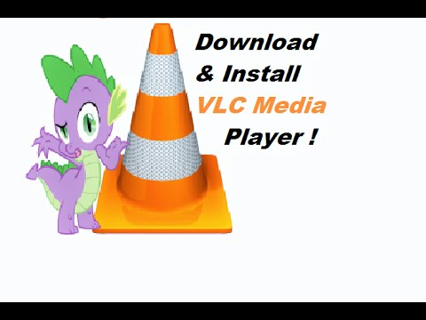 How To Download &Install VLC Media Player -VLC Media Player New 2015