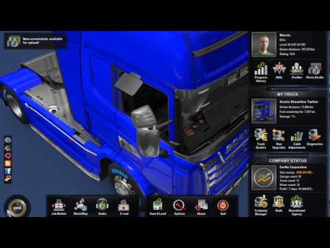 [TUTORIAL]How To Setup Logitech Steering Wheel G29 To Euro Truck Simulator 2