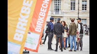 Download Top reasons why students choose Birkbeck, University of London Video