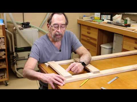 Sliding Bypass Doors Part 2 - The Down to Earth Woodworker
