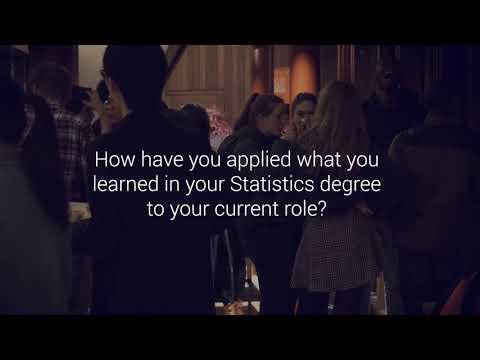 LSE Department of Statistics Alumni Reception January 2018
