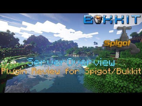 ServerOverview Plugin Review for Spigot/Bukkit