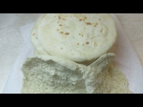 Sada Roti, step by step  Video Recipe II Real Nice Guyana  (HD)