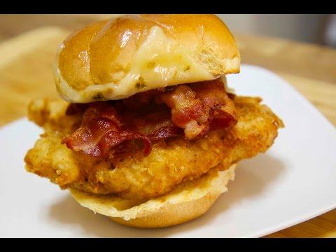 Crispy Chicken Sandwich - Cooked by Julie Episode 201