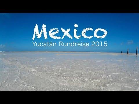 Mexico - Yucatan Rundreise 2015