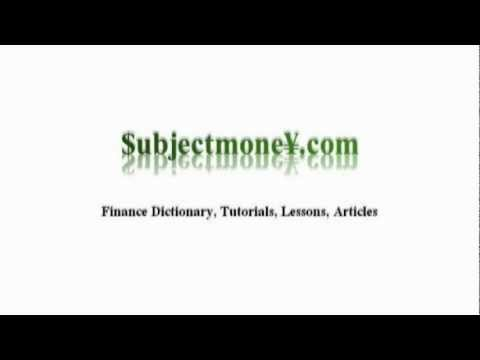 Abandonment Clause - What is the Definition? - Financial Dictionary by Subjectmoney.com
