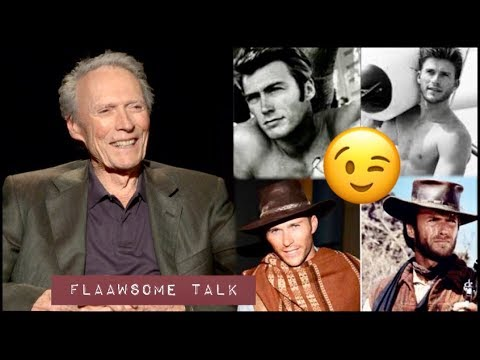Clint EASTWOOD (87) On His Son Scott Eastwood (31) That Looks EXACTLY Like Him