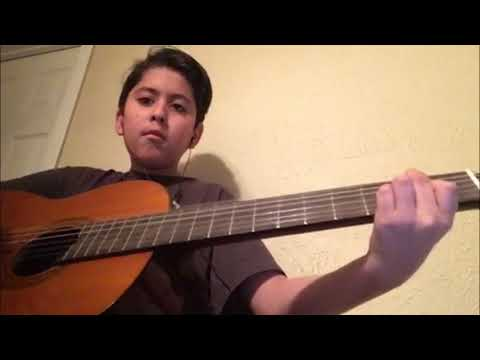 Be Alone By Dan Croll Acoustic Guitar Cover