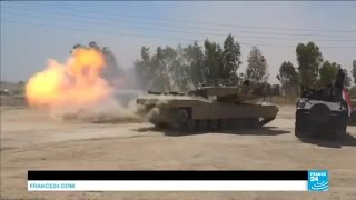 Iraq: Army recaptures key town of Shirqat near Mosul from Islamic state group fighters