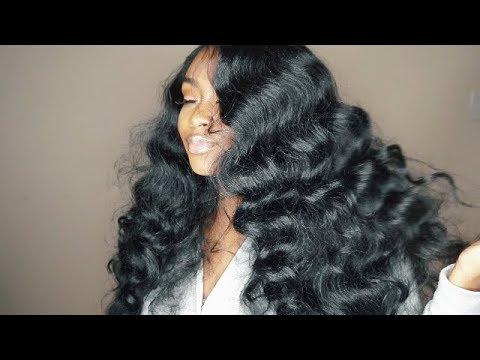 $27 Voluminous Wand Curl Wig + Discount Code | Freetress Equal|