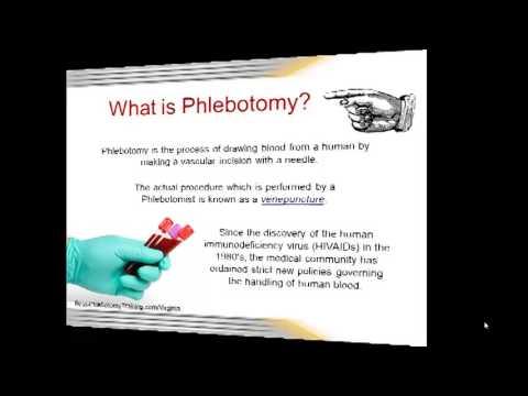 Phlebotomy Training in Virginia | VA Phlebotomist Certification