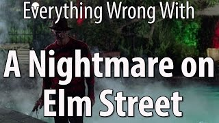 Everything Wrong With A Nightmare On Elm Street - Original, 1984
