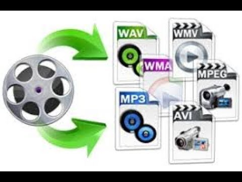 how to convert video - mp4,avi,mkv,hd,wmv with converter software in any format new 2017