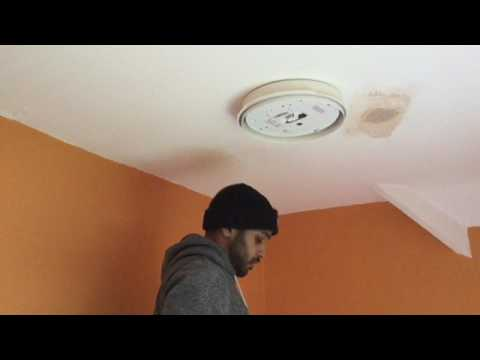 How do I ... change the bulb in my bathroom light fitting?