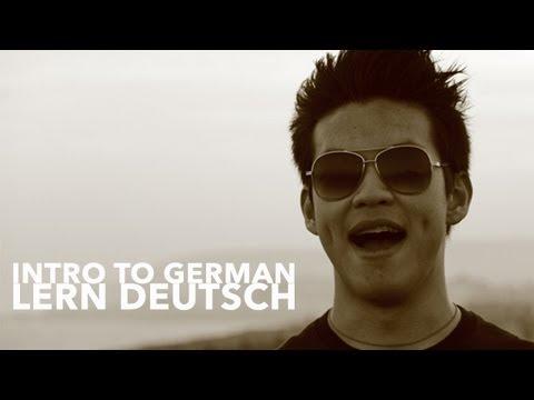 Introduction to German! Lern Deutsch!! 09/03/13