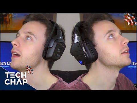 Logitech G933 vs G930 | Gaming Headphones Test