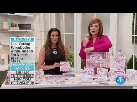 HSN | Card Making Tools & Supplies 05.09.2017 - 04 PM