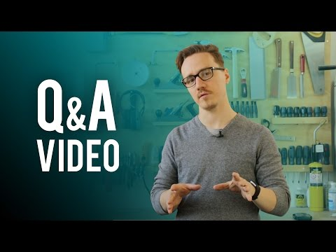 INSPIRE TO MAKE Q&A VIDEO!