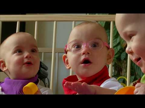 The IVF Quads miracle - Robyn Dwyer reports