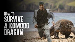 How To Survive a Komodo Dragon Attack