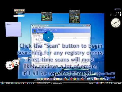Fix Vital PC Registry Problems for FREE (for Windows 8 7 Vista XP)
