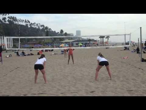 AAU Beach Volleyball Elite Power League 012614 2