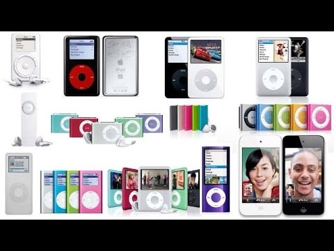 How to identify EVERY model Apple Ipod to sell on Ebay & Amazon.