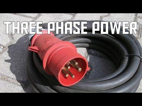 Three phase electricity explained (AKIO TV)