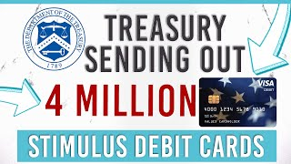Millions of Stimulus Payments via New Debit Card to be Delivered This Week | LAWYER EXPLAINS